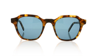 Dick Moby BCN 016 White Havana Sunglasses at OCO
