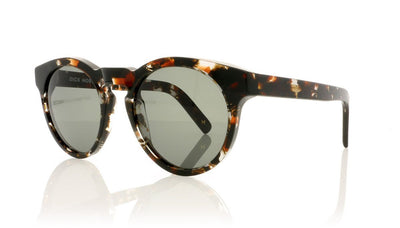 Dick Moby LHR 003 Crystal Havana Sunglasses