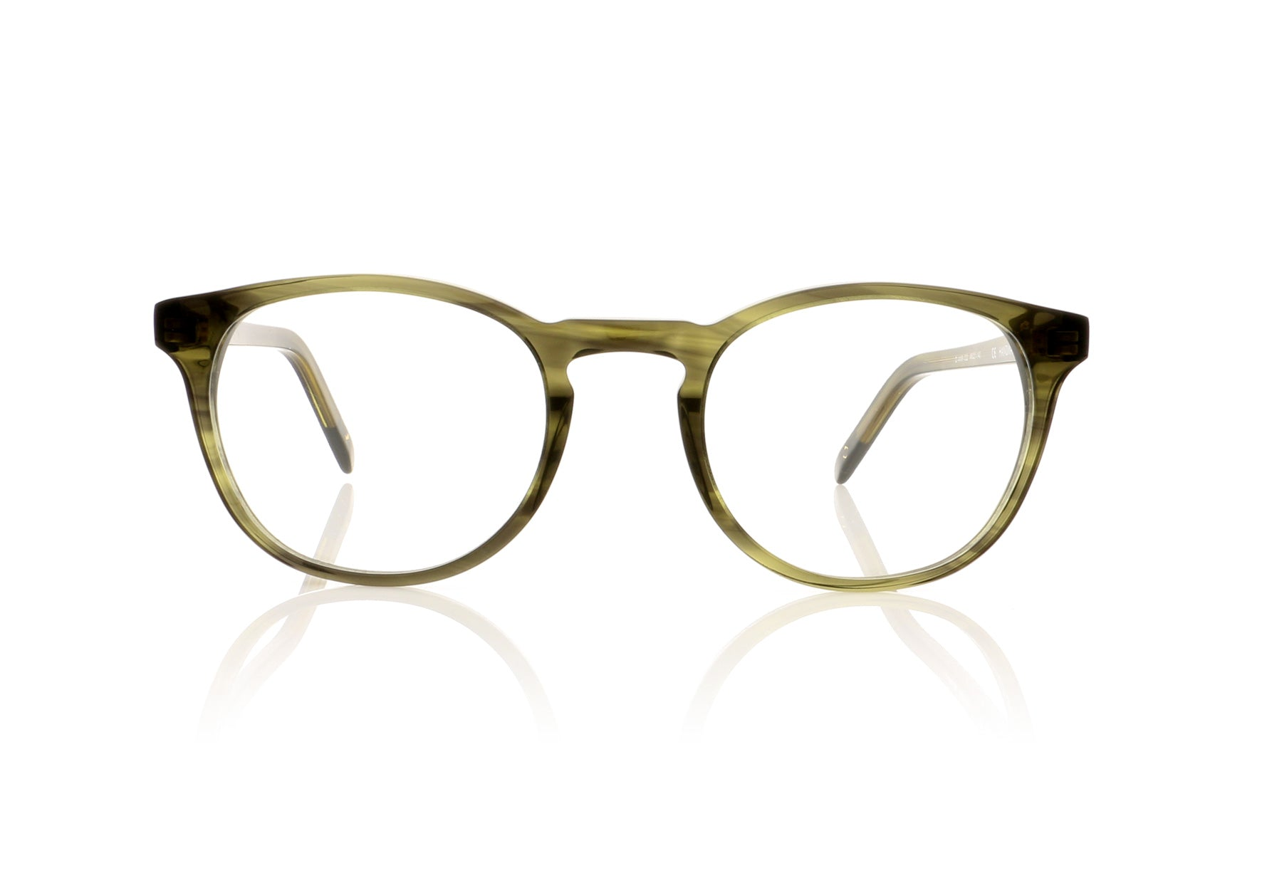 Dick Moby Sustainable Eyewear Sonnenbrille London green leaves s8nrKyP