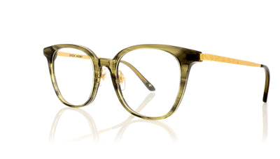 Dick Moby ATH O-ATH 32T Green leaves Glasses at OCO