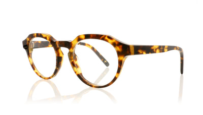 Dick Moby BER O-BER 02T Yellow Havana Glasses