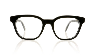 Dick Moby EZE O-EZE 01M Matte Black Glasses at OCO