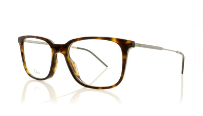 Dior Homme BLACKTIE232 3MA Havana ruthenium Glasses