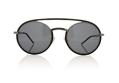 Dior Homme Synthesis01 V81 Dark Ruthenium Black Sunglasses at OCO