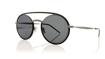 Dior Homme Synthesis01 V81 Dark Ruthenium Black Sunglasses