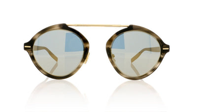 Dior Homme System 2OS Havana Sunglasses at OCO