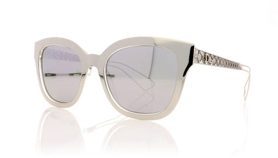 Dior Ama1 TGU Silver Sunglasses at OCO