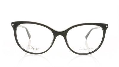 Dior CD3284 807 Black Glasses at OCO