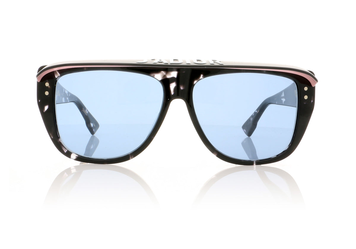 Dior CLUB2 9WZKU Havana black crystal Sunglasses