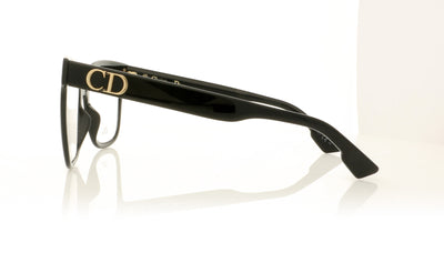 Dior DiorCD1 807 Black Glasses