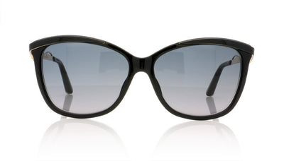 Dior Metaleyes 2 6OA Black Sunglasses