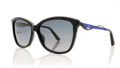 Dior Metaleyes 2 6OA Black Sunglasses at OCO