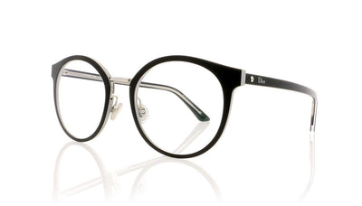 Dior Montaigne 24 T9L Matte Black Glasses