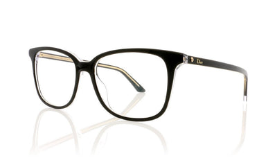 Dior Montaigne 27 TKX Black Glasses at OCO