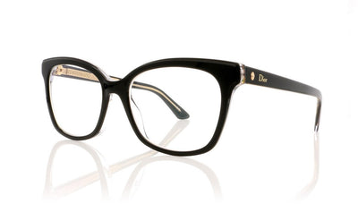 Dior Montaigne 37 G99 Black Glasses