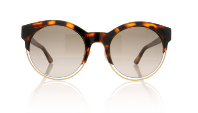 Dior Sideral 1 J6F Havana Sunglasses at OCO