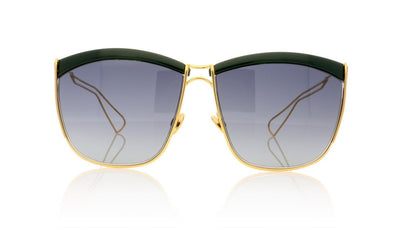Dior So Electric 26H Dark Green Sunglasses at OCO