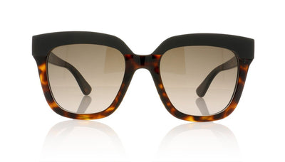 Dior Soft 2 EDJ Havana Sunglasses at OCO