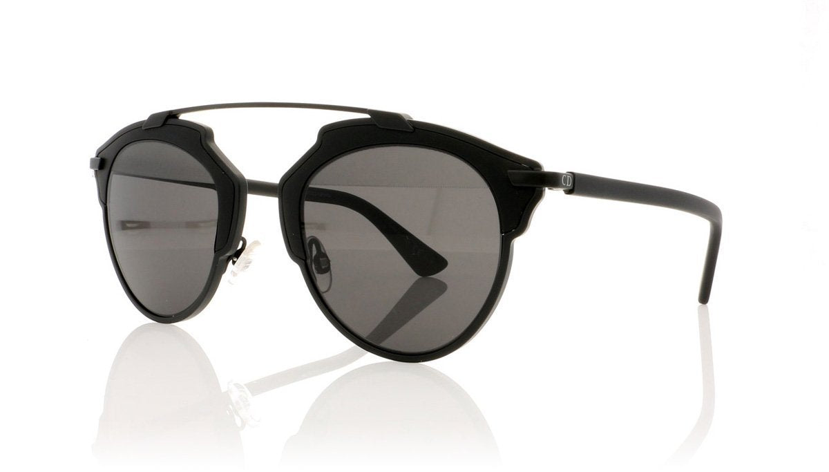 e8f5be478c6a Dior SoReal RLS Matte Black Split Sunglasses at OCO