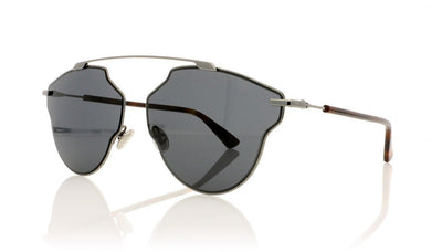 Dior So Real POP KJ1 Dark Ruthenium Sunglasses at OCO