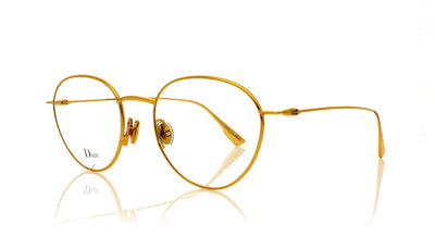 Dior STELLAIREO2 J5G Gold Glasses