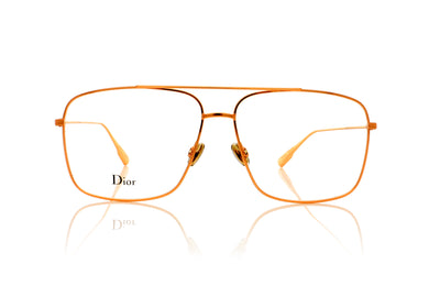 Dior StellaireO3 DDB Gold copper Glasses at OCO