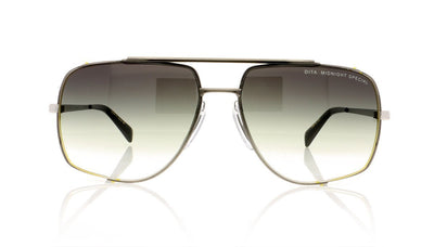 DITA Midnight Special 2010 A Antique Slvr Sunglasses