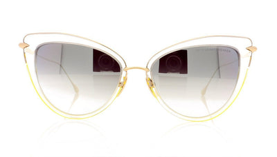 DITA Heartbreaker 22027 E Cry Clear 12K Gold Sunglasses at OCO