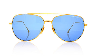 DITA Flight 004 7804 C 18K Gold Sunglasses
