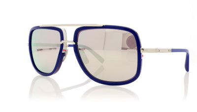 DITA Mach One DRX-2030 J-BLU-SLV Blue Sunglasses
