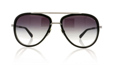 DITA Mach Two DRX-2031 E Mat Black Sunglasses at OCO