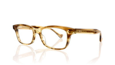 DITA Courante DRX-3001 E Dark Brown Swirl Glasses