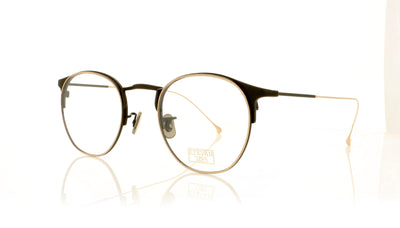 Eyevan 7285 157 9110 Antique Gold Glasses