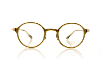Eyevan 7285 418 409 Gold Glasses at OCO