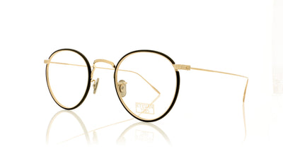 Eyevan 7285 Eyevan 717W 1260 Gold Glasses