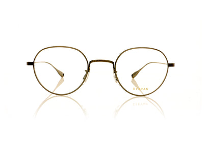 Eyevan 7285 Cedar P Pewter Glasses