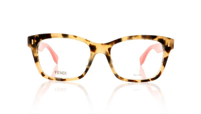 Fendi FF0027 HK3 Havana Glasses at OCO