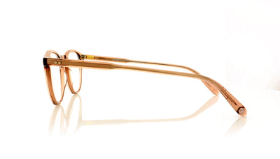 Garrett Leight Hampton 1001 DER Desert Rose Glasses at OCO
