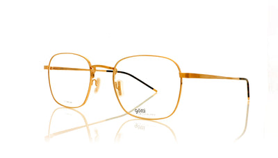 Götti Davis GLB Brushed Gold Glasses at OCO