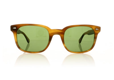Moscot Boychik 1324 Matte Dark Blonde Sunglasses
