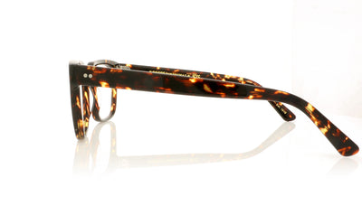Moscot Zayde 0400-01 Dark havana Glasses