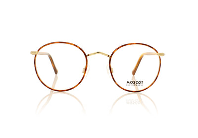 Moscot Zev 0210-01 Blonde Glasses