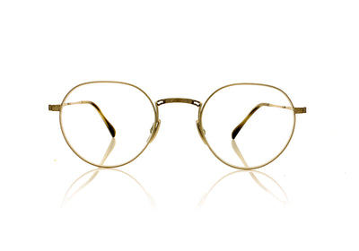Mr. Leight Hachi C ANTPLT-GW Antique Platinum-Greywood Glasses