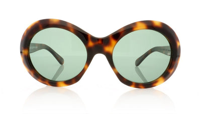 Oliver Goldsmith Audrey 2 Dark Tortoiseshell Sunglasses at OCO