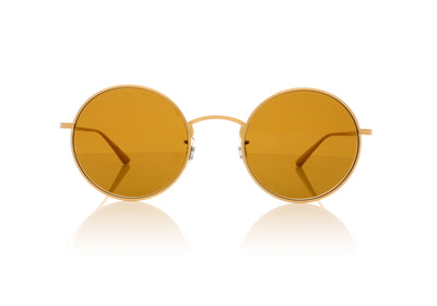 Oliver Peoples After Midnight OV1197ST 527253 Brushed Gold Sunglasses