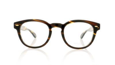 Oliver Peoples Sheldrake OV5036 1003 Coco Bolo Glasses at OCO