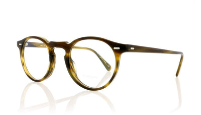 29f9576d19 Oliver Peoples Gregory Peck OV5186 1211 Moss Tortoise Glasses at OCO