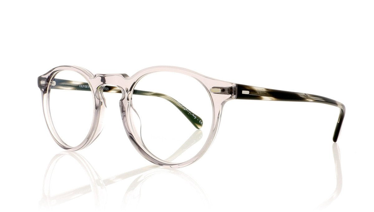 67115ea9cc Oliver Peoples Gregory Peck OV5186 1484 Wrkmn Gry Glasses at OCO