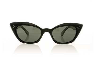 Oliver Peoples Bianka OV5387SU 1005P2 Black Sunglasses
