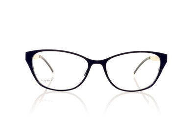 Ørgreen Glory 619 Matte Navy Blue Glasses at OCO